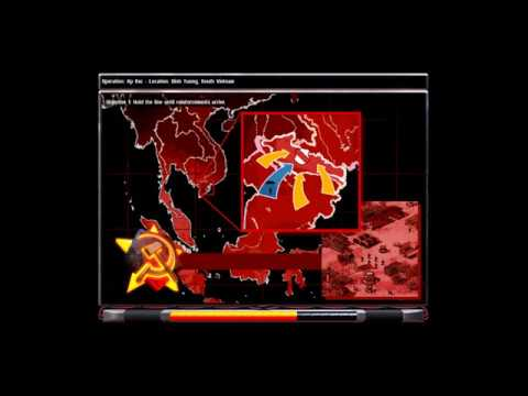 Mental Omega || Vietnam War Campaign || PLAF Mission 01 - Ap Bac (Demo)