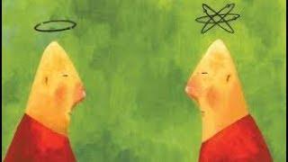 PRELEGO: MALINSTRUO PRI RELIGIO X SCIENCO, ĜUSTE EN LA INTERNACIA TAGO DE LA EDUKADO