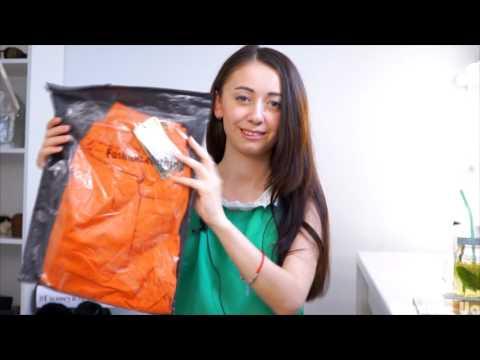 Посылки из КИТАЯ! Одежда и сумка с Aliexpress!