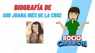 Biografía de Sor Juana Ines De La Cruz Para Niños