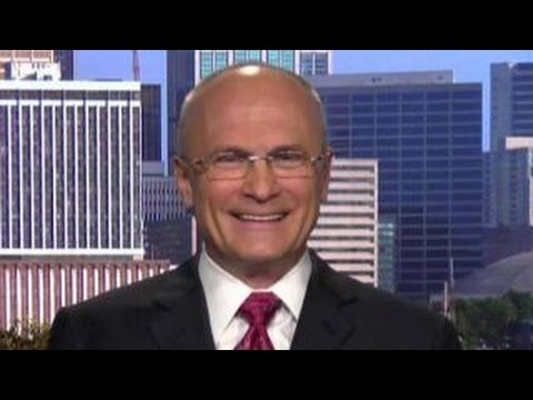 Andy Puzder on the Fed, Trump's economic policy
