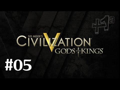Civilization V E05: Rumo à Polinésia   Alemanha   +Uma