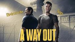 Das BESTE SPIEL 2018 jetzt schon 🎮 A Way Out - Koop Multiplayer FULL Game