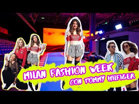 MILAN FASHION WEEK CON TOMMY HILFIGER | PAMALLIER