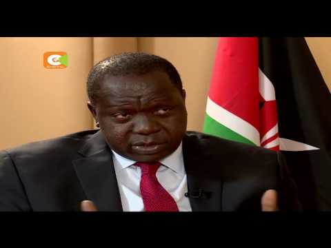 SUNDAY LIVE | Securing the elections, One on One with CS Matiang'i