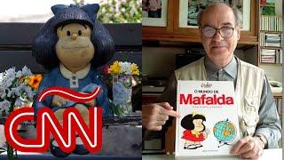 Muere Quino, autor de Mafalda, a los 88 años: así fue la vida del caricaturista argentino