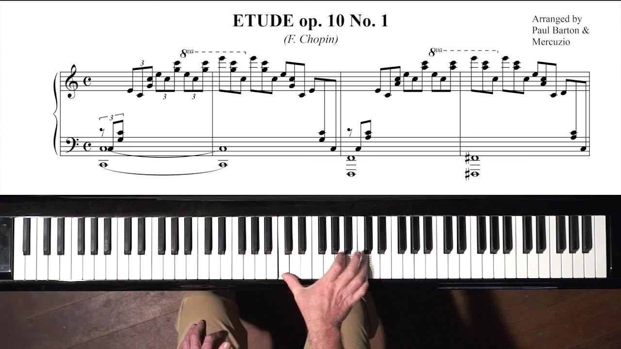 Etude Op.66 No. 1 - Piano