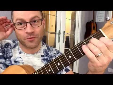 Rick Astley - Never Gonna Give Up - Simple Guitar Lesson