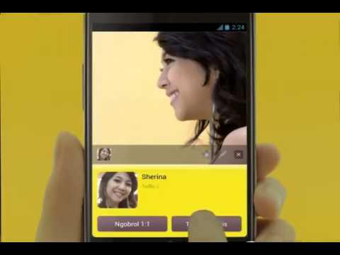 KakaoTalk Sherina and Big Bang 4 [Free Call]