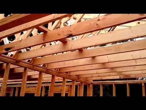 Ceiling Joist- Cabin in the Woods