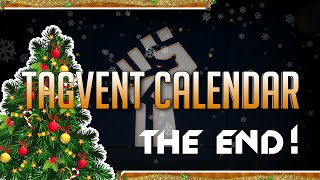 TAGVent Calendar - The End!