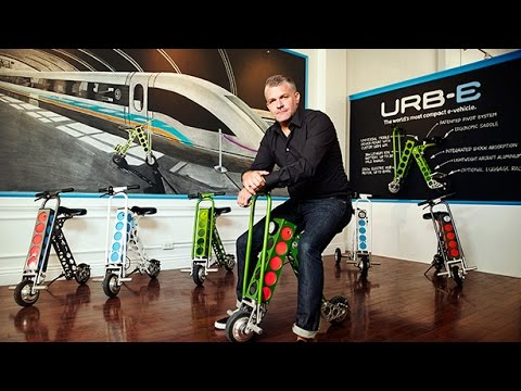 Urb E Scooter Review