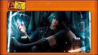 Final Fantasy XV - Группа ЭМО на Гастролях.