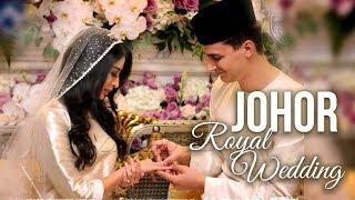 Johor Royal Wedding: Betrothal ceremony