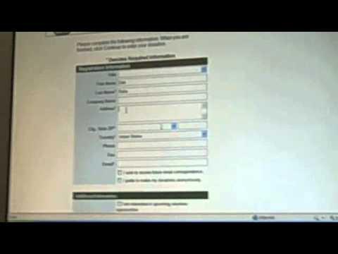 WCBE 90.5 Instructional Video