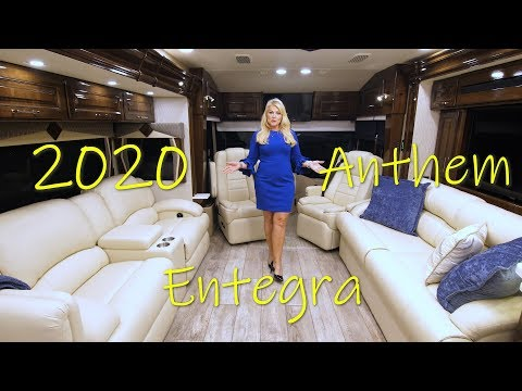 2020 Entegra Anthem