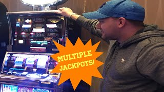 $100 Wheel of Fortune and Top Dollar Live Play!