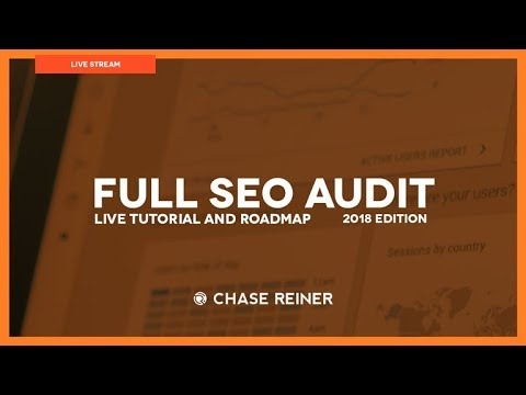 Watch Me Do Live SEO Audits (2018 Search Engine Optimization)