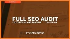 Watch Me Do Live SEO Audits (2018 Search Engine Optimization)