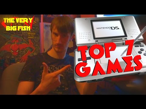 TOP 7 Nintendo DS Games You Need To Play Before The Switch!!!!!