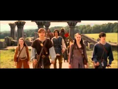The Chronicles of Narnia: Prince Caspian~ BBC Robin Hood Theme