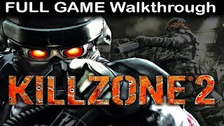 KILLZONE 2 Full Game Walkthrough - No Commentary