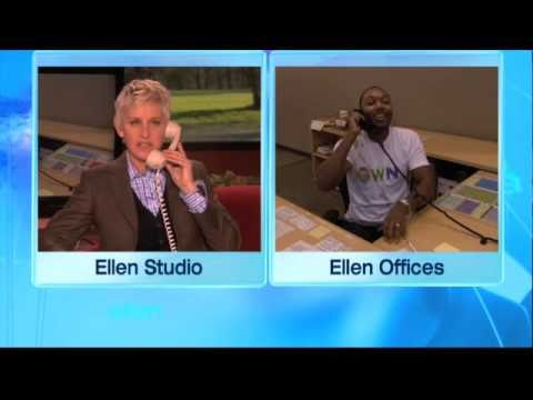 Oprah's Employee Works for Ellen! from YouTube · Duration:  3 minutes 30 seconds