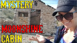 The Cabin Cure, Part 1: Mystery Moonshiner's Cabin