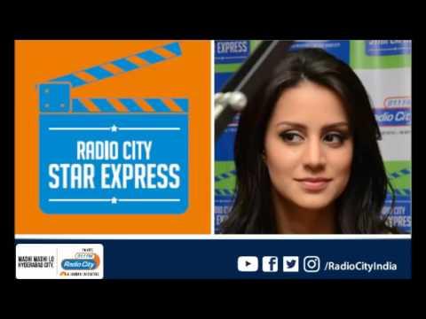 RadioCity Star Express   Favourite Dialogue in Thikka   Larissa Bonesi