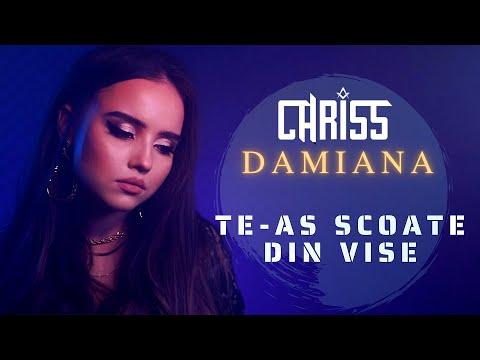 Смотреть клип Chriss Ft. Damiana - Te-As Scoate Din Vise