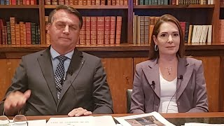 Live de Segunda Feira - PR Jair Bolsonaro - 09/11/2020