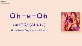 [2.97 MB] [Han/Rom/Eng]Oh-e-Oh - 에이프릴 (APRIL)