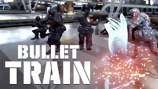 Bullet Train - Unreal Engine 4 Official Tech Demo