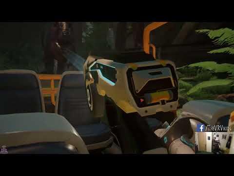 VR Let's Play - Ark Park on Oculus Rift (Ep. 2)