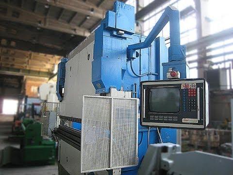 MENGELE D 160-25 3 Axis Hydraulic CNC Press Brake