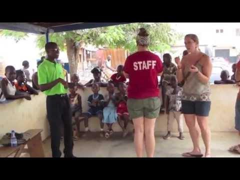 YWAM LA 2012/13 Ghana outreach