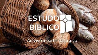 Estudo Bíblico - Mateus 14.13-21 (22/09/2020)