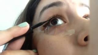 cat-eye / winged eyeliner tutorial Thumbnail