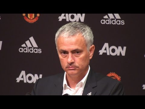 Manchester United 4-1 Leicester - Jose Mourinho Full Post Match Press Conference