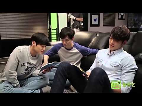 Kim Woo Bin  Twenty - making film