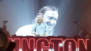 DAVID GUETTA at Echostage DC !!! 03/05/16