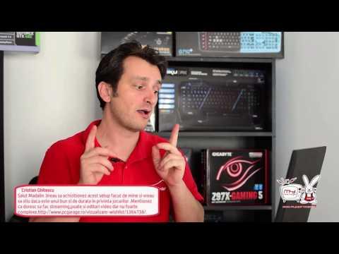 Mailbox #18 - Cum schimbi placa video integrata???