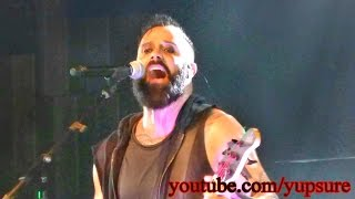 Skillet - Out of Hell (John Forgets the Lyrics)- Live HD (Starland Ballroom 2016)