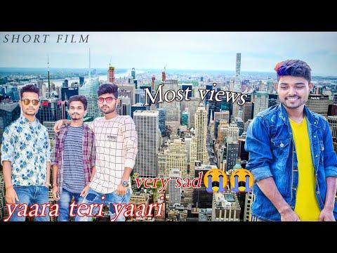 yara teri yari ko Full HD 1080song new version / Short film /very sad