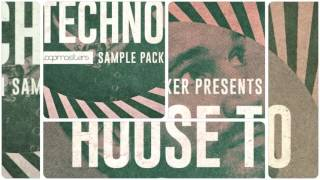 Simon Baker Presents 'House To Techno' - Tech House Samples Loops - By Loopmasters