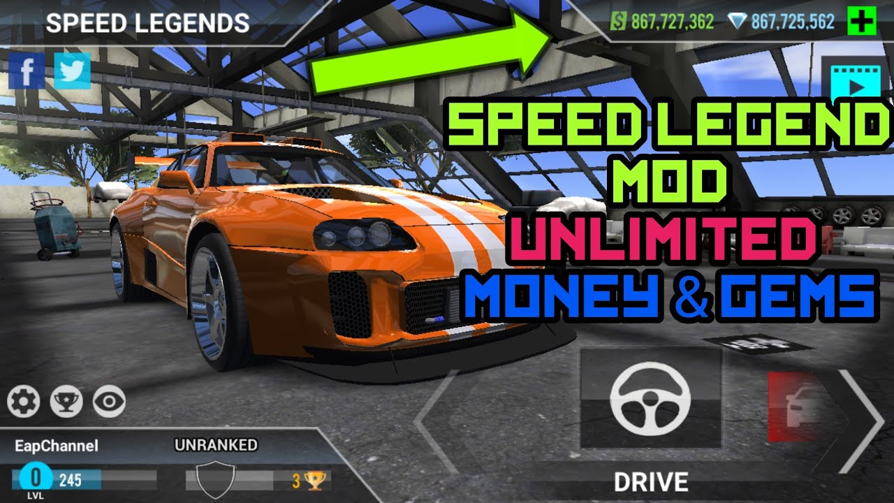 Speed legends open world racing 201 mod unlimited money gems speed legends open world racing 201 mod unlimited money gems no root gumiabroncs Choice Image