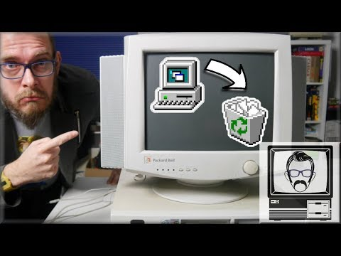 Free Download What Happens If You Recycle My Computer? | Nostalgia Nerd Mp3 dan Mp4