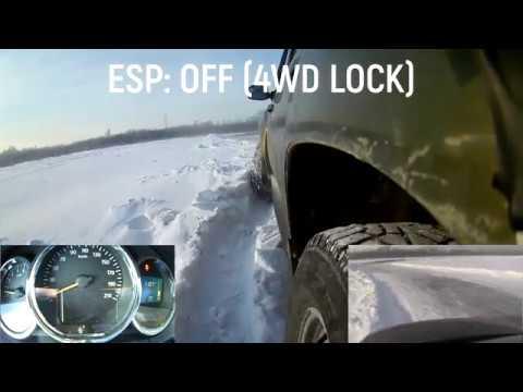 Как работает ЕСП на Рено Дастер.  Renault Duster ESP