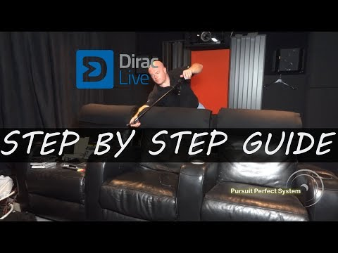 Dirac Live Full Setup Instruction Video - Step By Step Software Guide