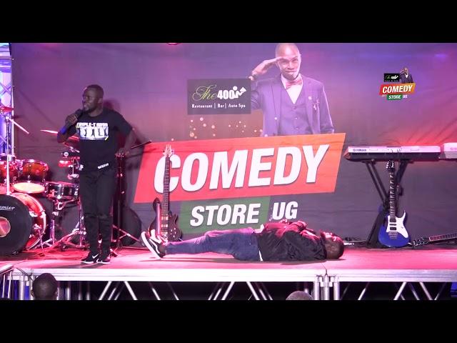 Alex Muhangi Comedy Store(The400) Nov17 - MADRAT & CHIKO Busoga